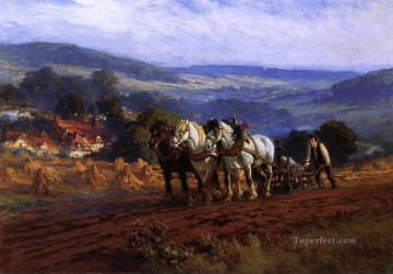 The Laborer Frederick Arthur Bridgman Oil Paintings