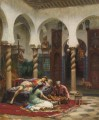 IDLE MOMENTS Frederick Arthur Bridgman