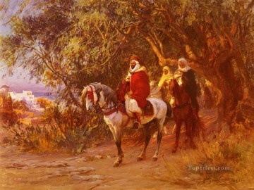 Return Art - The Return Frederick Arthur Bridgman