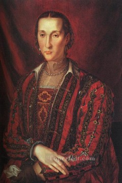 on - Eleonora of Toledo Florence Agnolo Bronzino