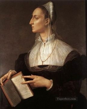 on - Laura Battiferri Florence Agnolo Bronzino