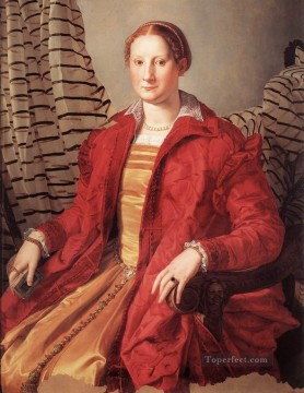 lady painting - Portrait Of A Lady Florence Agnolo Bronzino