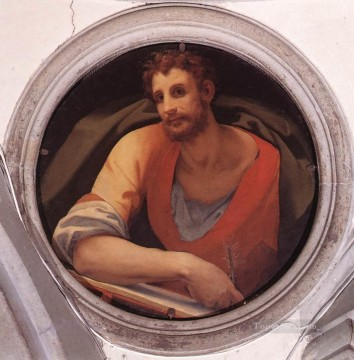 on - St Mark Florence Agnolo Bronzino