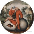 Drunkard on an egg Pieter Brueghel the Younger