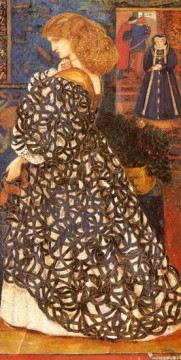 Doni Art - Sidonia Von Bork PreRaphaelite Sir Edward Burne Jones