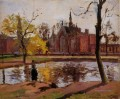 dulwich college london 1871 Camille Pissarro