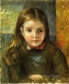 portrait of georges Camille Pissarro