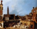 Stonemasons Yard Canaletto