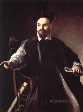 Portrait of Maffeo Barberini Caravaggio Oil Paintings