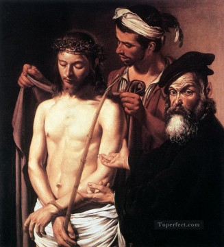 Ecce Homo Caravaggio Oil Paintings