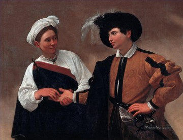 The Fortune Teller1 Caravaggio Oil Paintings