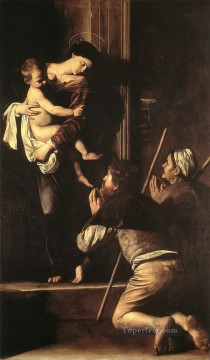 Madonna di Loreto Caravaggio Oil Paintings