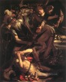 The Conversion of St Paul Caravaggio
