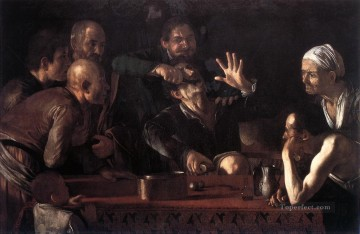 Caravaggio Painting - The Tooth Drawer Caravaggio