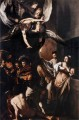 The Seven Acts of Mercy Baroque Caravaggio