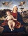 Madonna and Blessing Child Vittore Carpaccio