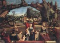 Holy Conversation Vittore Carpaccio