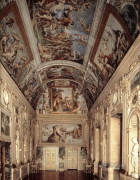 Carracci Deco Art - The Galleria Farnese Baroque Annibale Carracci