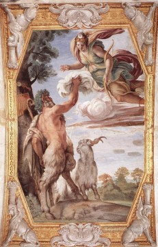 Annibale Art Painting - Homage to Diana Baroque Annibale Carracci