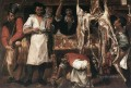 Butchers Shop Baroque Annibale Carracci