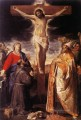 Crucifixion Baroque Annibale Carracci