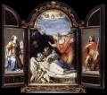 Triptych1 Baroque Annibale Carracci