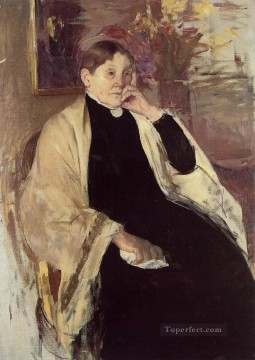 Mary Cassatt Painting - Mrs Robert S Cassatt aka Katherine Kelson Johnston Cassatt mothers children Mary Cassatt