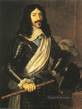 philippe Works - King Louis XIII Philippe de Champaigne