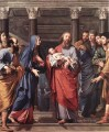 The Presentation of the Temple Philippe de Champaigne