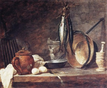 Fast still life Jean Baptiste Simeon Chardin Oil Paintings