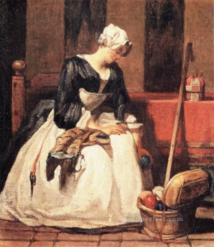 Embr Jean Baptiste Simeon Chardin Oil Paintings