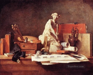 Arts Jean Baptiste Simeon Chardin Oil Paintings