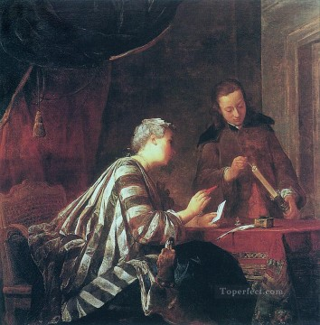 Lett Jean Baptiste Simeon Chardin Oil Paintings