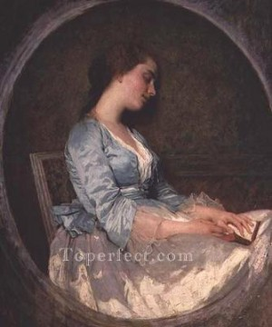 Dream Painting - the dream women Charles Joshua Chaplin