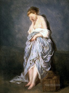 Lost Works - the lost bird lost virtue women Charles Joshua Chaplin