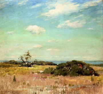 William Merritt Chase Painting - Shinnecock Hills Long Island William Merritt Chase