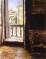Venetian Balcony William Merritt Chase