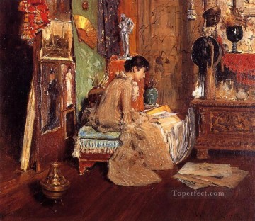 william art painting - Connoisseur William Merritt Chase
