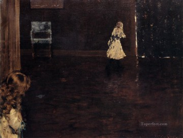 chase Oil Painting - Hide and Seek William Merritt Chase