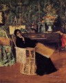 In the Studio 1892 William Merritt Chase