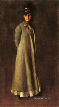 chase Oil Painting - My Daughter Dieudonne Alice Dieudonne Chase William Merritt Chase
