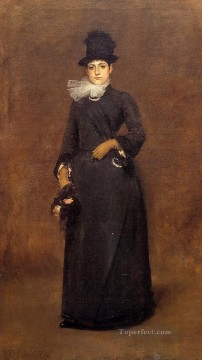 beatrice Art - Ready for a Walk Beatrice Clough Bachmann William Merritt Chase