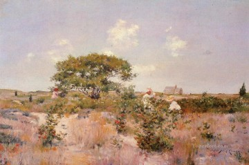 William Merritt Chase Painting - Shinnecock Landscape 1892 William Merritt Chase