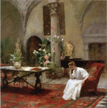 Song Art - The Song William Merritt Chase
