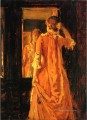 Young Woman Before a Mirror William Merritt Chase