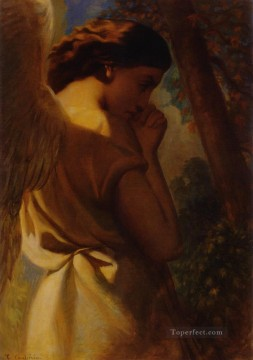 Angel Works - TheAngel 1840 romantic Theodore Chasseriau
