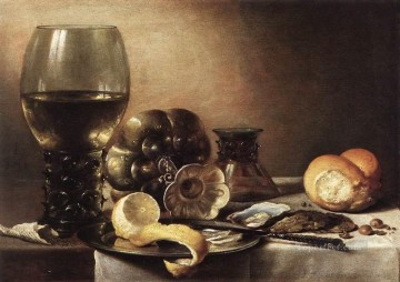 Still Life Pieter Claesz Oil Paintings