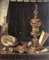 Still life with Great Golden Goblet Pieter Claesz