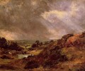 Branch Hill Pond Hampstead Romantic John Constable