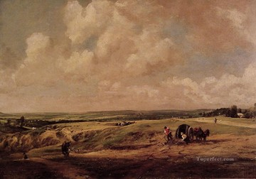 Hampstead Heath Romantic John Constable Oil Paintings
